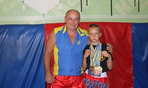 Юный спортсмен из г. Каменское стал обладателем Кубка мира Днепродзержинск