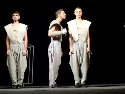 «Билокси-Блюз» - актуальный спектакль театра им. Леси Украинк Днепродзержинск