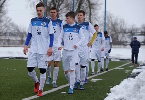 Первую встречу на Кубке Приднепровья «Сталь U-19» Каменского проиграла Днепродзержинск