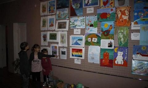 Фестиваль семейного творчества прошел в ДДТ г. Каменское Днепродзержинск