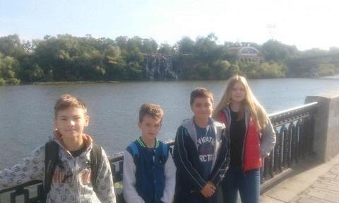 Воспитанники ДЮСШ № 3 г. Каменское заняли 2 место в полуфинале областных состязаний Днепродзержинск
