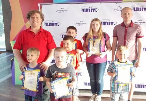 Шахматный турнир в Каменском посвятили Дню Победы Днепродзержинск