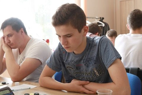 Спортсмены г.Каменское вошли в число призеров чемпионата области по шашкам-100 Днепродзержинск