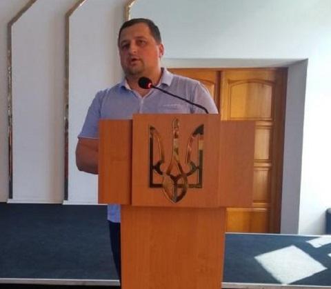 У мэра г. Каменское новый заместитель Днепродзержинск