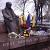 В городе Каменское прошли торжества у памятника Т. Шевченко