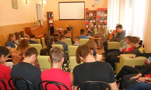 Противостоять буллингу учили в «Школе выживания» г. Каменское Днепродзержинск