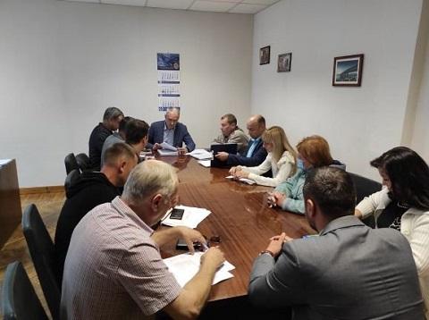 В Каменском идёт подготовка к сезону осень-зима Днепродзержинск
