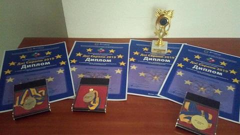 Каменчане стали участниками фестиваля «Дни Европы-2019» Днепродзержинск
