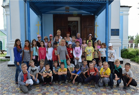 В ДОК «Лесная сказка» меткомбината Каменского выпускают газету Днепродзержинск
