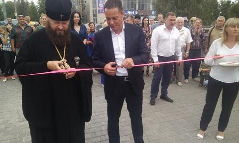К празднику жителям Романково и Черемушек г. Каменское сделали подарки Днепродзержинск