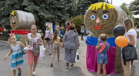 В городе Каменское  прошел праздник «Смаколик-fest» Днепродзержинск