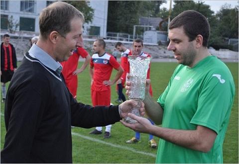 Соревнования второго дня турнира по мини-футболу  на «ДМК» Каменского завершены Днепродзержинск