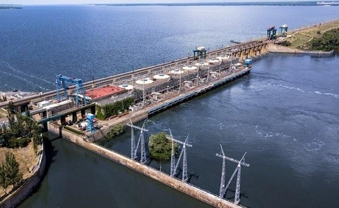 ГЭС в г. Каменское оснастят новой системой накопления энергии Днепродзержинск
