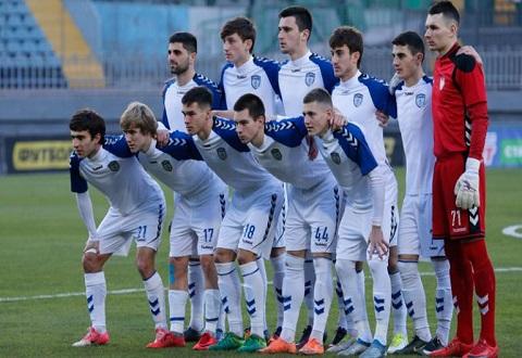 Футболисты команды «Сталь» Каменского ушли в отпуск Днепродзержинск