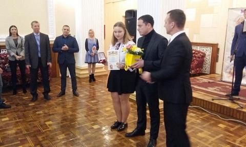 В г. Каменское отметили праздник День студента Днепродзержинск