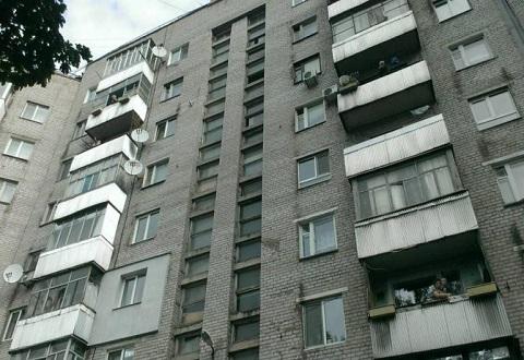 На Черемушках в Каменском тушили пожар в шахте лифта Днепродзержинск