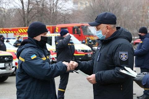 Спасатели г. Каменское получат новый автомобиль  Днепродзержинск