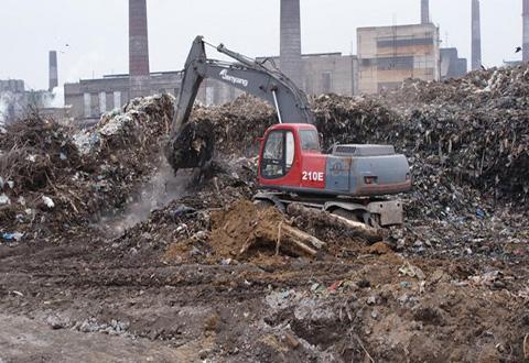 Полигон ТБО сделает Каменское экологически безопасным для проживания Днепродзержинск