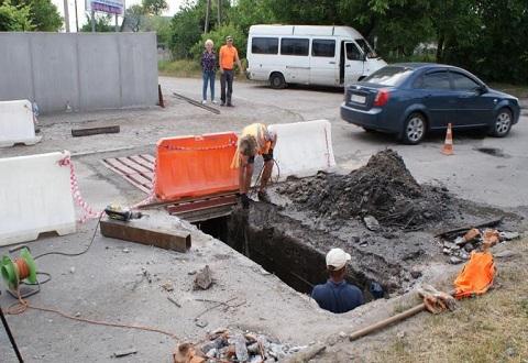 О ликвидации стихийной свалки говорили в Каменском  Днепродзержинск