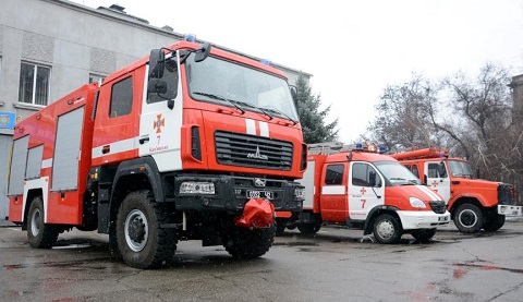 В Каменском за неделю спасатели выполнили 14 оперативных выездов Днепродзержинск