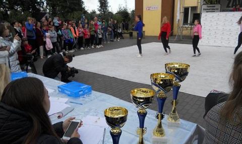 В ЦПКО г. Каменское провели танцевальный конкурс Днепродзержинск