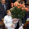 Путин поздравил Тимошенко