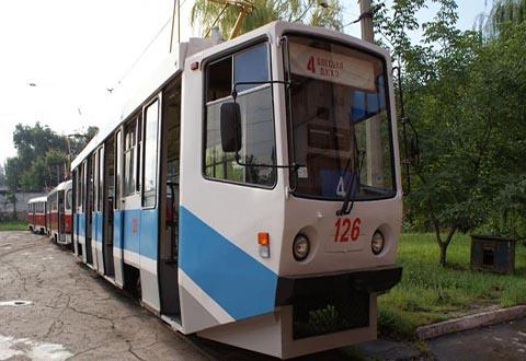 Каменский трамвай № 4 продолжит обслуживать пассажиров на прежнем маршруте Днепродзержинск