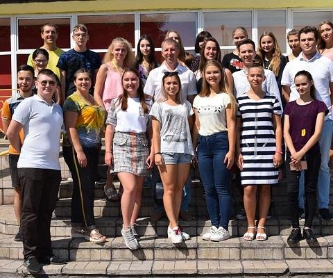 Молодежь г. Каменское прошла образовательный тренинг Днепродзержинск