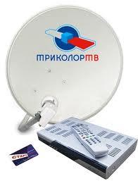 Эфирные антенны против спутниковых и Триколор Днепродзержинск