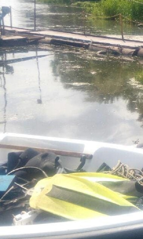 В Каменском возле лодочной станции утонула женщина Днепродзержинск