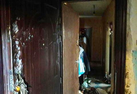 Спасатели Каменского эвакуировали четыре человека из задымленной квартиры Днепродзержинск