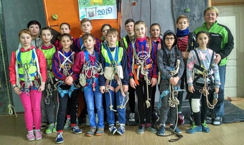 В соревнованиях «Высота -2019» спортсмены Каменского стали призерами Днепродзержинск
