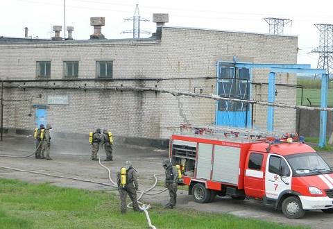 фото: dp.dsns.gov.ua Днепродзержинск