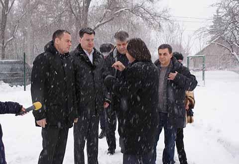 Новая метеостанция официально начала работу в Каменском Днепродзержинск
