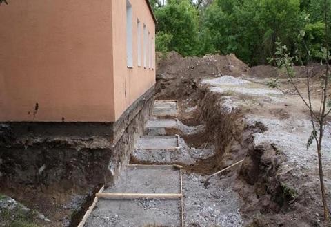В Каменском приступили к реконструкции амбулатории Днепродзержинск