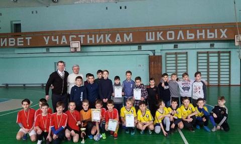 В Каменском определили победителя турнира по футзалу Днепродзержинск