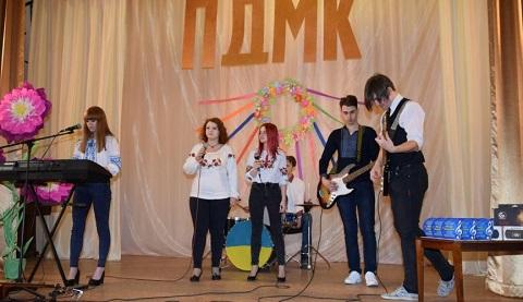 Фестиваль украинской песни прошел в г. Каменское Днепродзержинск