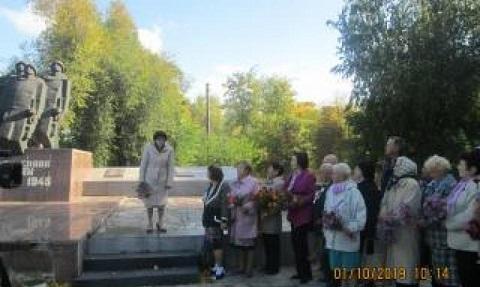 Каменские ветераны почтили память освободителей нашего города Днепродзержинск