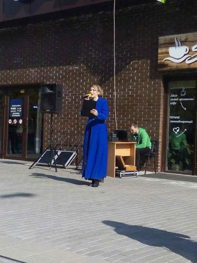 На левом берегу Каменского открыта театральная касса Днепродзержинск