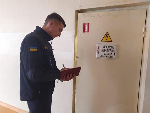 Каменские спасатели проводят внеплановые проверки Днепродзержинск
