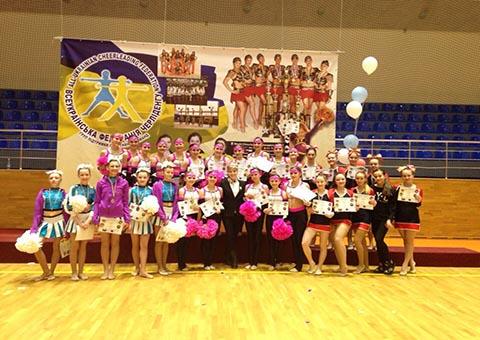 фото: disk-sport.com Днепродзержинск