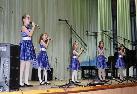 Каменчане стали участниками музыкального конкурса «Апрельский камертон» Днепродзержинск