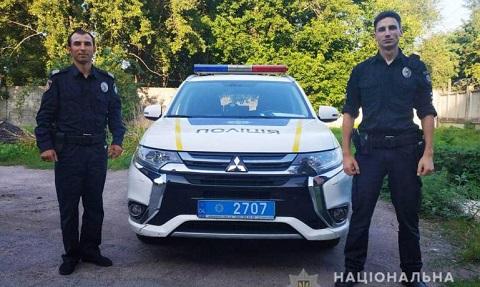 В Каменском правоохранители задержали грабителя Днепродзержинск