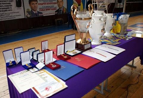 В Каменском проходит «Кубок освобождения» по волейболу Днепродзержинск