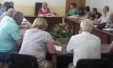 В Каменском рабочая группа по подготовке к выборам провела очередное заседание Днепродзержинск