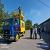Трамвайное депо г. Каменское получило новый автомобиль для работы с контактной сетью