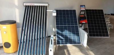 Солнечные батареи, гелиосистемы, зеленый тариф предлагает Экосфера в Каменском Днепродзержинск