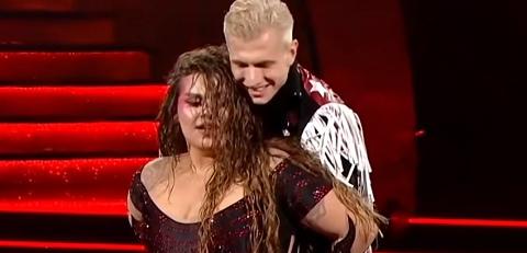 Каменчанин идеально справился с поставленной задачей на «Танцах со звёздами» Днепродзержинск