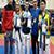 Тхеквондистки Каменского успешно выступили в Одессе на Чемпионате страны