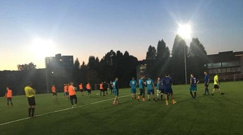 Чемпионом г. Каменское по футболу стала команда «Южкокс» Днепродзержинск